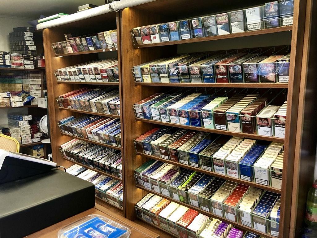 правила торговли табачными изделиями в розничных магазинах